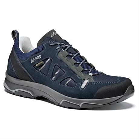 Asolo Shoes Men's Megaton GV Blueberry/Night Blue