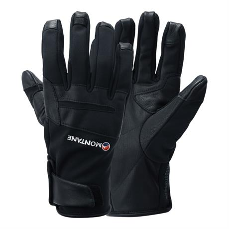 Montane Gloves Men's WINDPROOF Cyclone Black