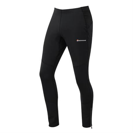 Montane Pants Men's Trail Series Thermal Tights Black