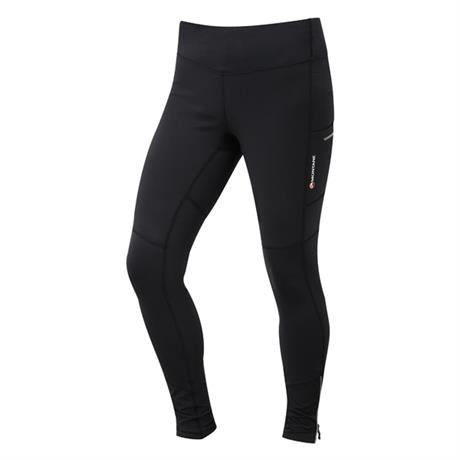 Montane Pant Women's Trail Series Thermal Tights Black