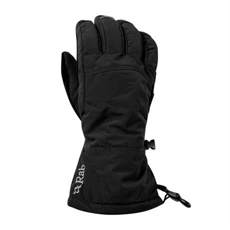 Rab Gloves WATERPROOF Men's Storm Black