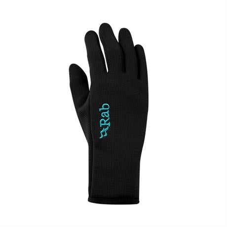 Rab Gloves Women's Phantom Grip Black