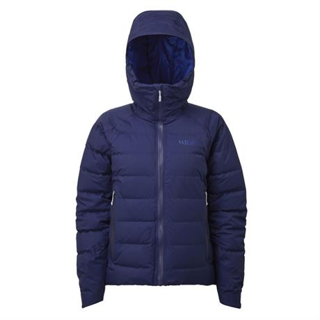 Rab INSULATED Jacket Women's Valiance Blueprint