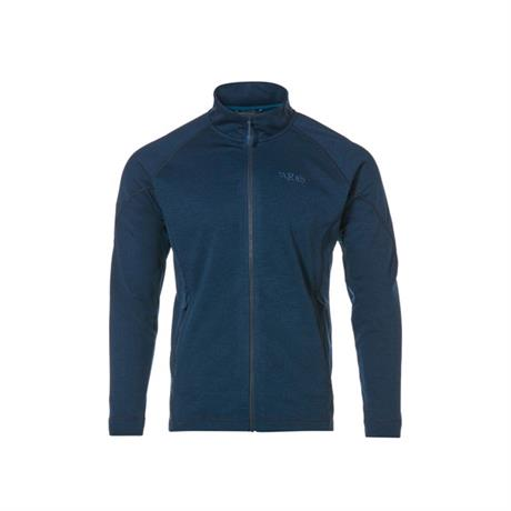 Rab FLEECE Jacket Men's Nucleus Deep Ink
