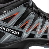 Salomon Boots Junior XA Pro 3D Mid CSWP Black/Stormy/Cherry