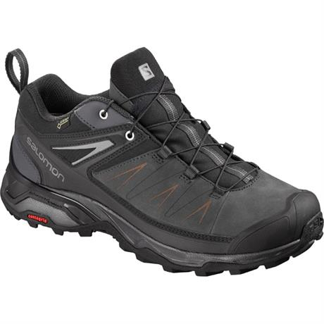 Salomon Shoes Men's X Ultra 3 LTR GTX Phantom/Magnet/Shade