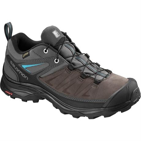 Salomon Shoes Women's X Ultra 3 LTR GTX Magnet/Phantom/Bluebird