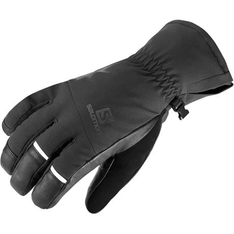 Salomon SKI Gloves Men's Propeller Dry Black