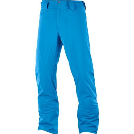 Salomon SKI Pants Men's Icemania REGULAR Leg Trousers Hawaiian Surf