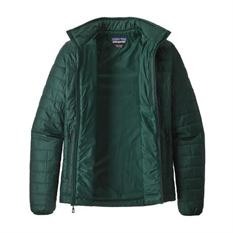 Patagonia INSULATED Jacket Men's Nano Puff Micro Green