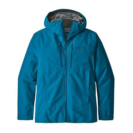 Patagonia WATERPROOF Jacket Men's Triolet Balkan Blue
