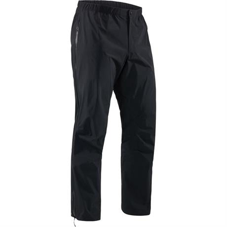 Haglofs WATERPROOF Overtrousers Men's LIM Pant SHORT Leg True Black