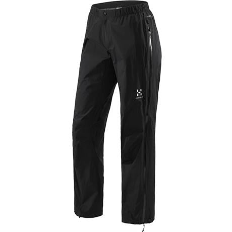 Haglofs WATERPROOF Overtrousers Women's LIM III Pant REGULAR Leg True Black