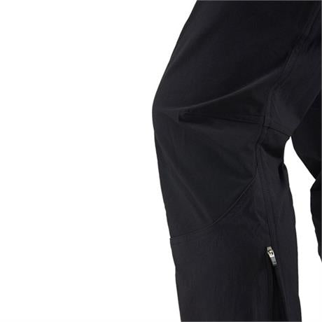 Haglofs Pant Women's Mid II Flex REGULAR Leg Trousers True Black Solid