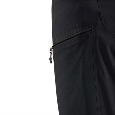 Haglofs Pant Women's Mid II Flex LONG Leg Trousers True Black Solid