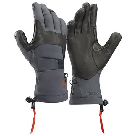 Arc'teryx Gloves WATERPROOF INSULATED Alpha FL Graphite/Cardinal