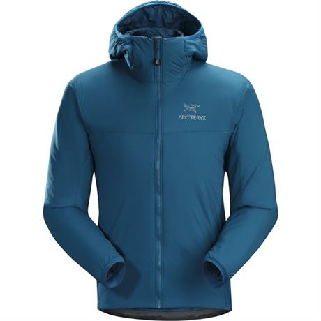 Arc'teryx INSULATED Jacket Men's Atom LT Hoody Howe Sound Blue