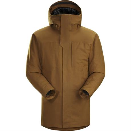 Arc'teryx INSULATED WATERPROOF Jacket Men's Therme Parka Caribou Brown