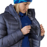 Arc'teryx INSULATED Down Jacket Women's Cerium SV Hoody Nightshadow