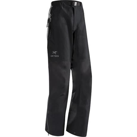 Women's Arc'teryx Beta AR Waterproof Pant (Short) - Black