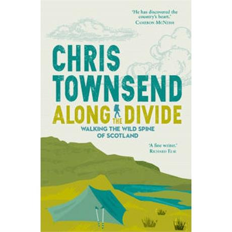 Book: Along the Divide - Chris Townsend