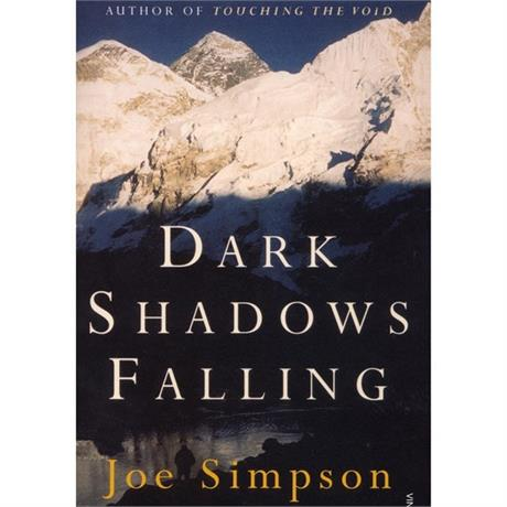 Book: Dark Shadows Falling - Joe Simpson