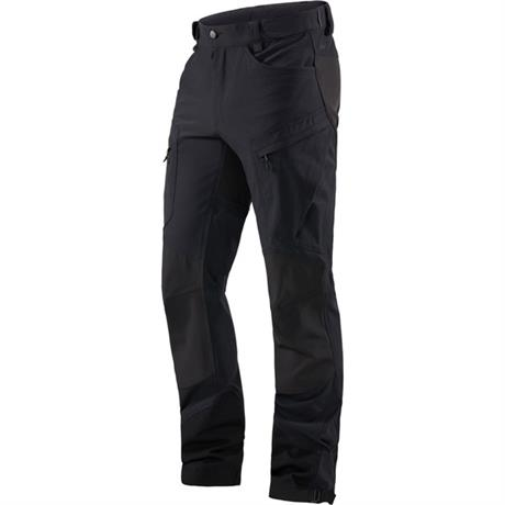 Haglofs Pant Men's Rugged Mountain LONG Leg Trousers True Black