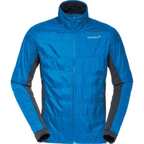 Norrona INSULATED Jacket Men's Falketind Alpha60 Hot Sapphire