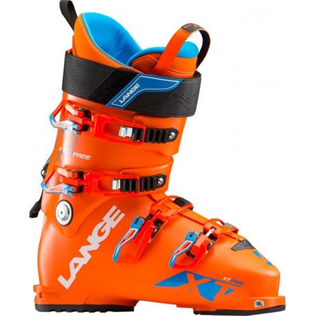Lange SKI Boots Men's Freetour 110 Orange