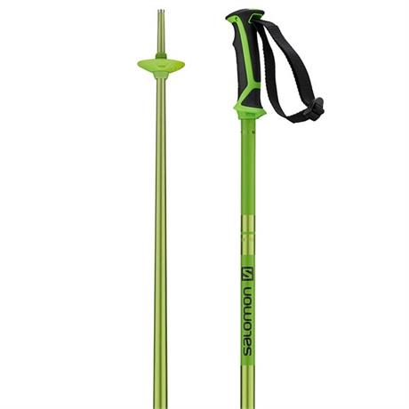 Salomon SKI Poles Arctic Green