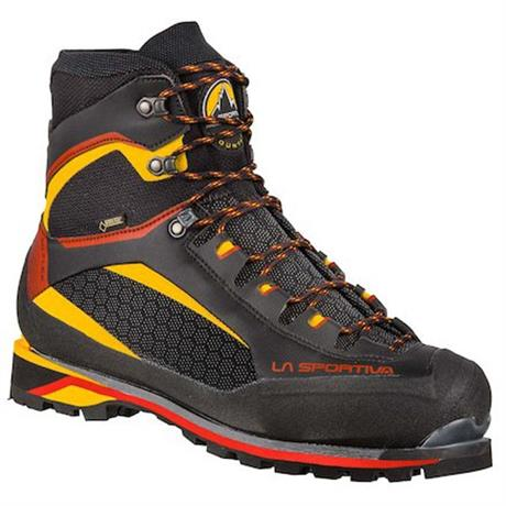 La Sportiva Boots Men's Trango Tower Extreme GTX Black/Yellow