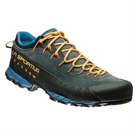La Sportiva Approach Shoes Men's TX4 Blue Papaya