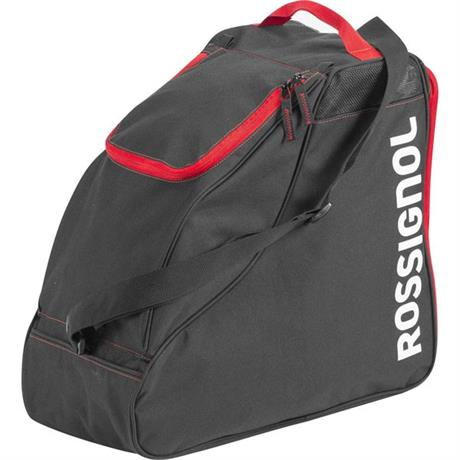Rossignol Ski Luggage Tactic Pro Boot Bag Black/Red