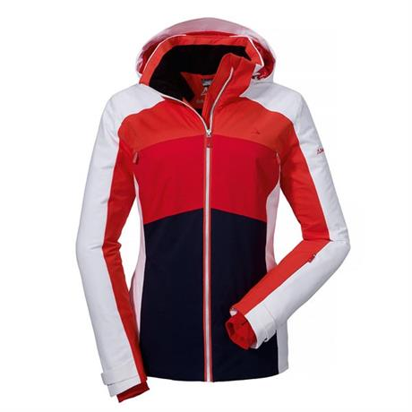 Schoffel SKI Jacket Women's Schladming2 Red