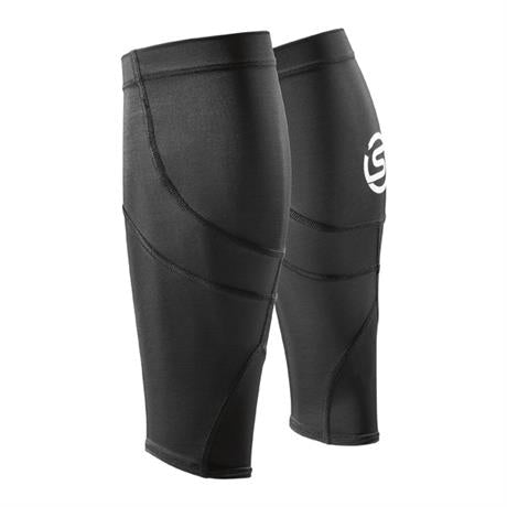 Skins Compression BASELAYER Unisex Calf Tights MX Black