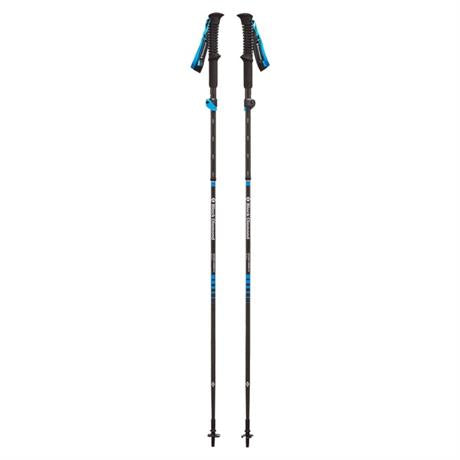 Black Diamond Trekking Poles Distance Carbon FLZ Pole (PAIR)