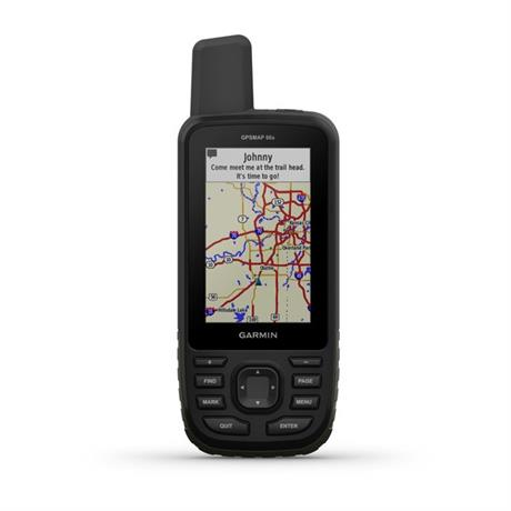 Garmin GPS MAP 66s Topo with 1:50,000 OS GB PRO Mapping Bundle