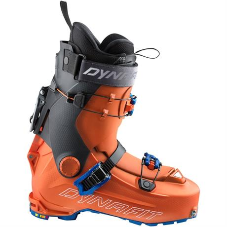 Dynafit Ski Boots Men's Hoji PX 61805 Orange/Asphalt