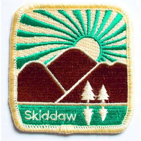 Conquer Lake District Patch - Skiddaw
