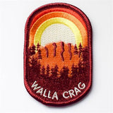 Conquer Lake District Patch - Walla Crag