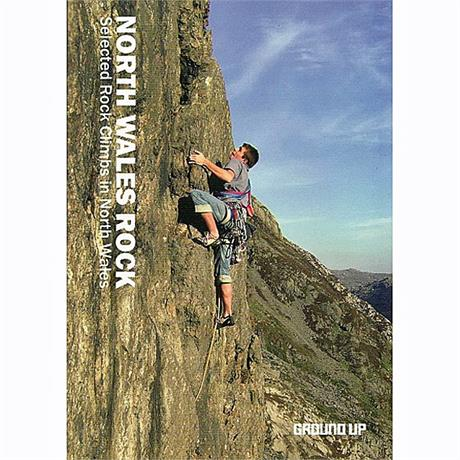 Climbing Guide Book: North Wales Rock