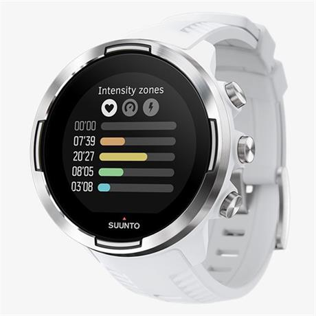 Suunto GPS Watch 9 Baro White