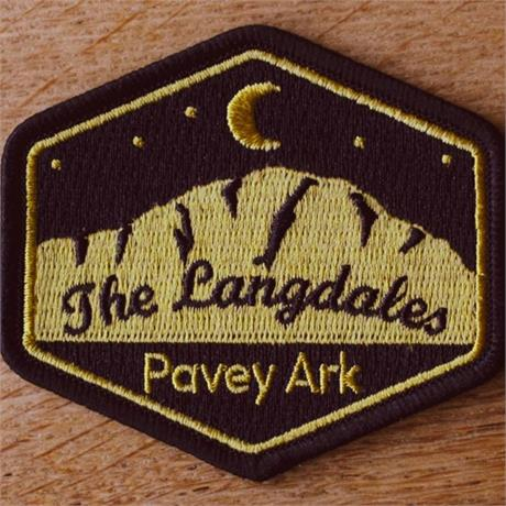 Conquer Lake District Patch - Pavey Ark (The Langdales)