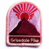 Conquer Lake District Patch - Grisedale Pike