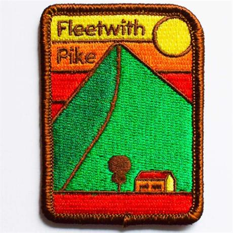 Conquer Lake District Patch - Fleetwith Pike