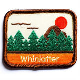 Conquer Lake District Patch - Whinlatter