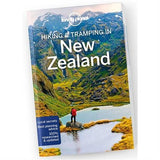 Lonely Planet Travel Guide Book: Hiking & Tramping in New Zealand (8th Edition)