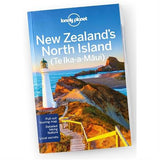 Lonely Planet Travel Guide Book: New Zealand's North Island (5th Edition)