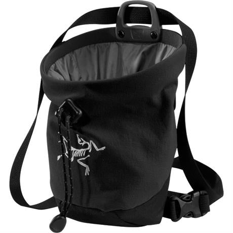 Arc'teryx Rock Climbing Accessory: C40 Chalk Bag Black