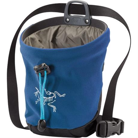 Arc'teryx Rock Climbing Accessory: Chalk Bag C40 Poseidon